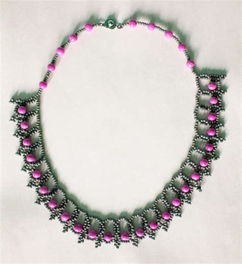 free beading patterns seed free seed bead patterns necklace monogram coaster