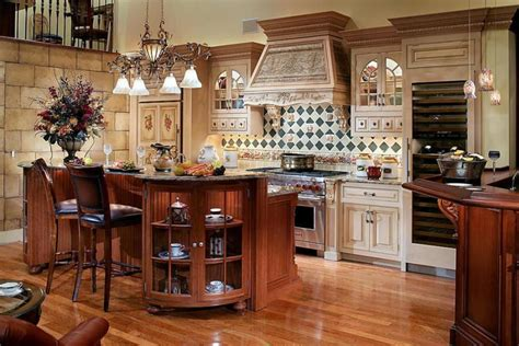 provincial kitchen dining kitchen design dining room and living room combo kitchen design