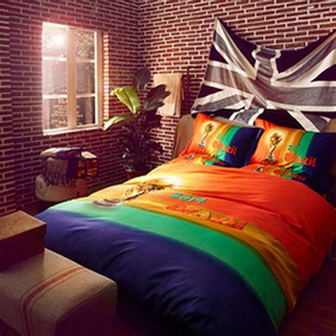 soccer bed sets soccer duvet cover promotion shop for promotional soccer