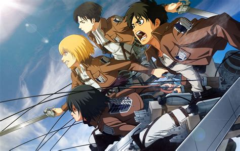 Attack On Titan Wallpapers Backgrounds
