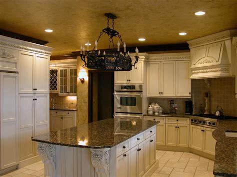 style kitchen lighting tuscan style kitchens