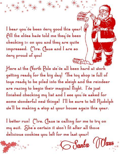 letter from santa jvwithmenow com