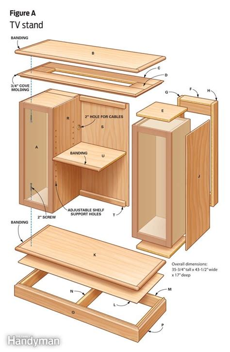 tv cabinet woodworking plans diy tv cabinet plans free plans free