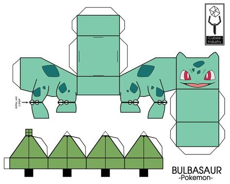 how to make origami bulbasaur 1000 ideas about papercraft on 3d
