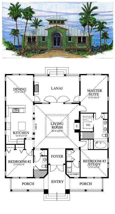 cracker style home floor plans narrow lot house plan 70816