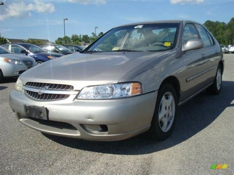 2000 Nissan Altima by 2000 Brushed Pewter Metallic Nissan Altima Gxe 30367430