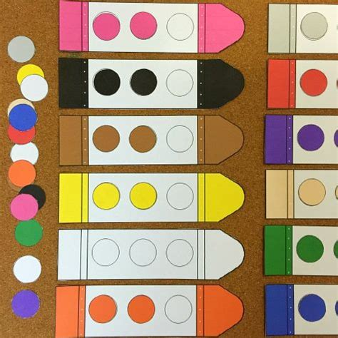 color crafts for best 25 preschool color activities ideas on