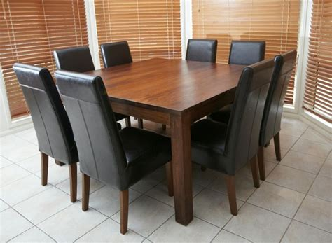 dining room table seats 8 homeofficedecoration square dining table seats 8