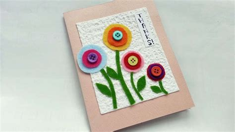 thank you crafts for how to create a thank you card diy crafts tutorial