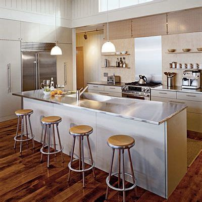 kitchen islands with stainless steel tops best 25 stainless steel countertops ideas on stainless steel faucets portland