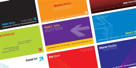 make your own graphics card free business card templates free vector illustrator eps