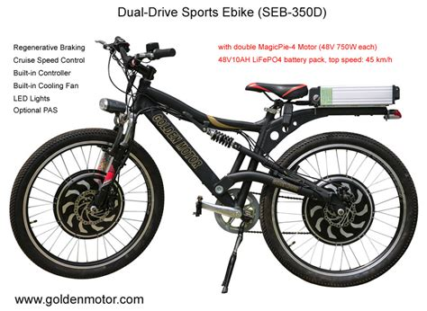 Electric Bike Motor by Electric Bikes Ebike Battery Powered Bike Hub Motor