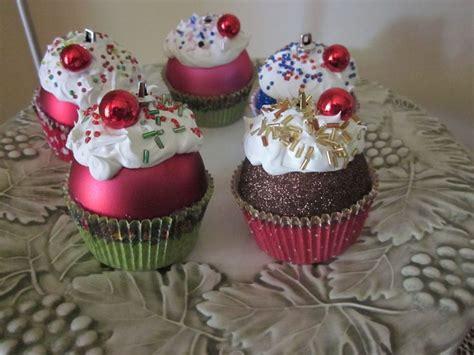 ornament cupcakes ornament cupcake ornament