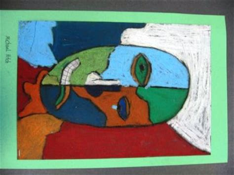 picasso paintings two faces tusd and performing arts picasso faces gallery 2