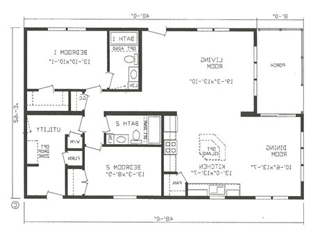 small house plans with open floor plans small house open floor plan