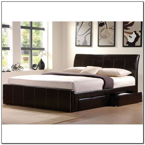 size platform bed frame with drawers size bed frame with drawers underneath 28 images cozy