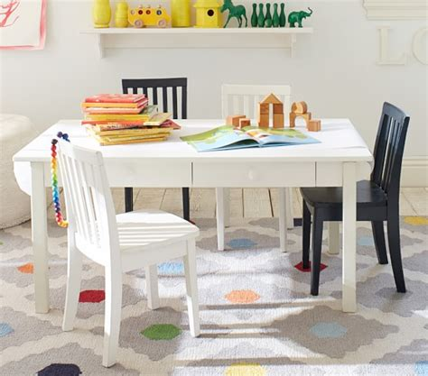 pottery barn craft table carolina craft play table pottery barn
