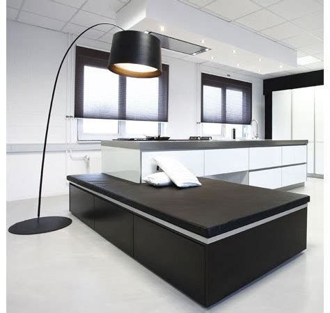 kitchen and lounge design combined kitchen lounge concept modium kitchens by kicheconcept