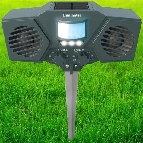 outdoor animals eliminator advanced electronic solar energy outdoor animal