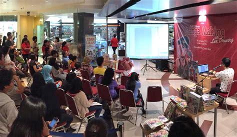 di gramedia launching re on vol 11 di gramedia puri workshop nippon club
