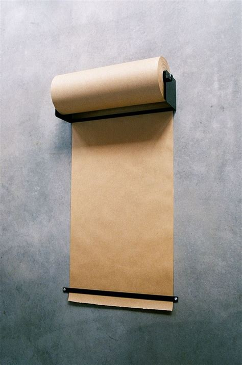 craft paper roll dispenser george willy studio roller ideas grow on trees