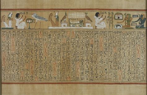 pictures of the book of the dead file book of the dead of hunefer sheet 6 jpg