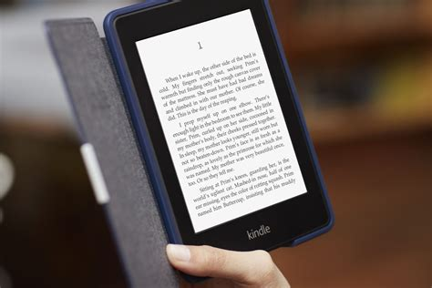 read on kindle paperwhite kindle paperwhite review