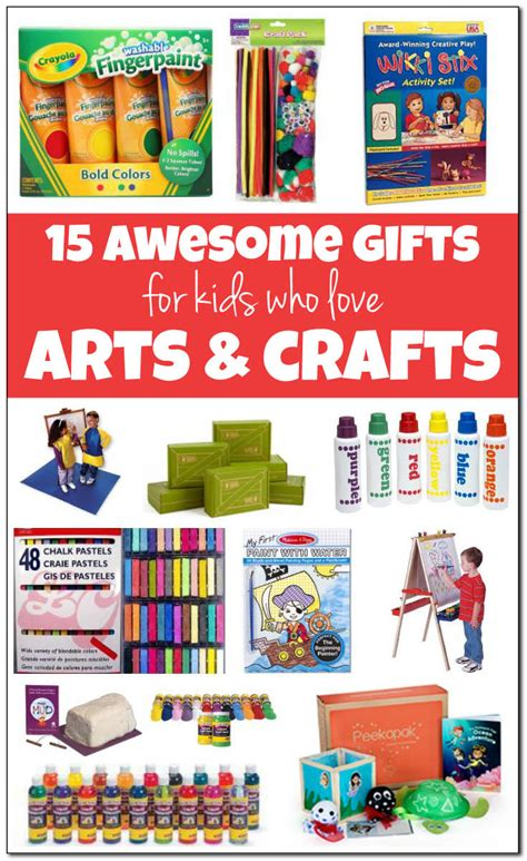 craft gifts for 15 of the best arts and crafts gifts for