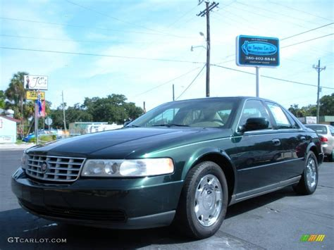 Green Cadillac by 1999 Polo Green Cadillac Seville Sls 20438526 Photo 5