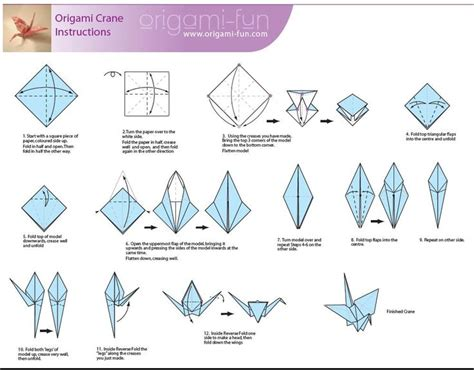 how do i make an origami crane 17 best images about origami on origami paper
