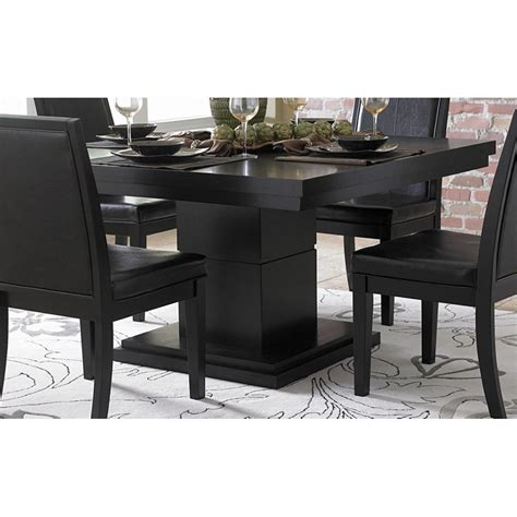 home dining table modern square dining table
