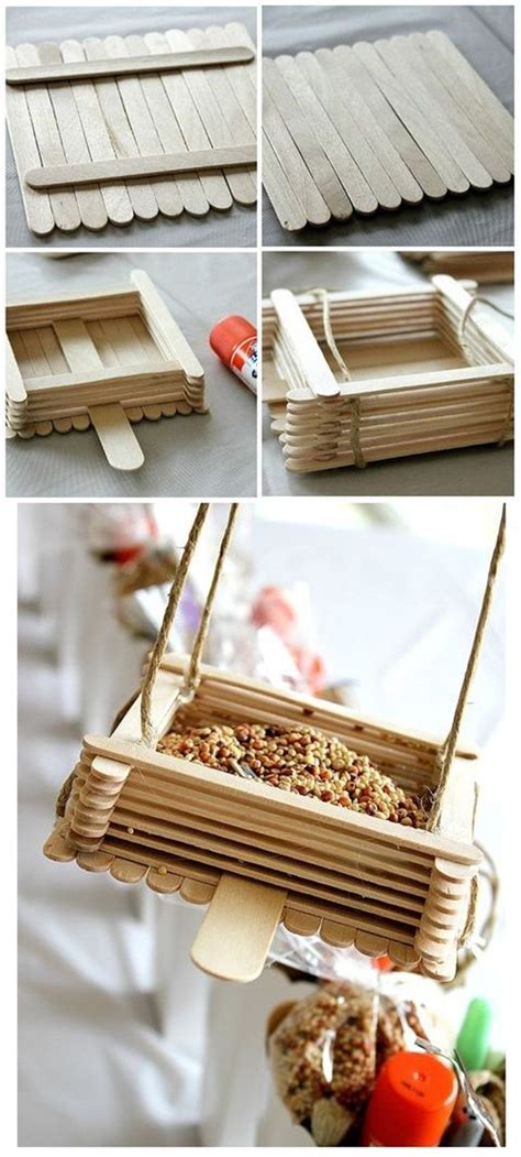 craft stick projects for 30 amazing popsicle stick crafts and projects