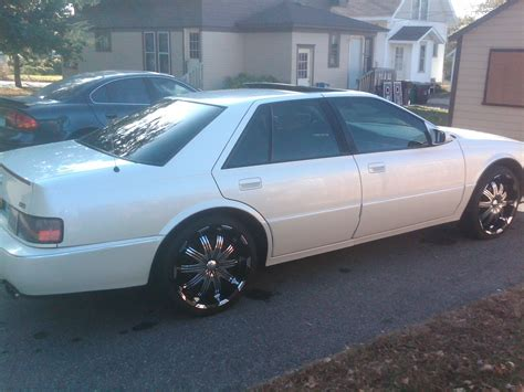 1994 Cadillac Sts ceebanks 1994 cadillac sts specs photos modification