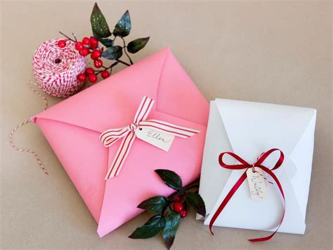 gift wrapping ideas diy
