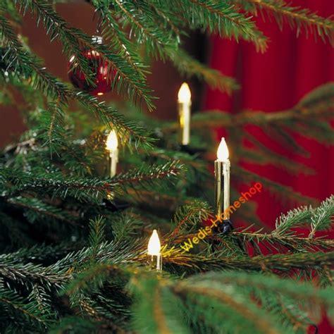 Garten Der Klänge by Weihnachtsbaumbeleuchtung 20er Lichterkette Gold Gefrostet
