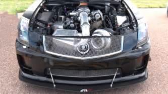 Cadillac Turbo cadillac cts 3 6 turbo charger kits