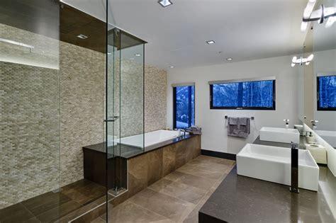 modern master bathroom modern master bathroom with shower by tom lester