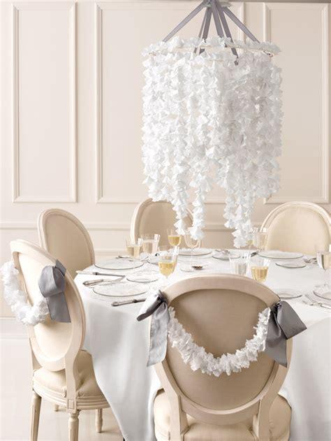 paper craft ideas for weddings diy paper doily craft ideas from martha stewart weddings