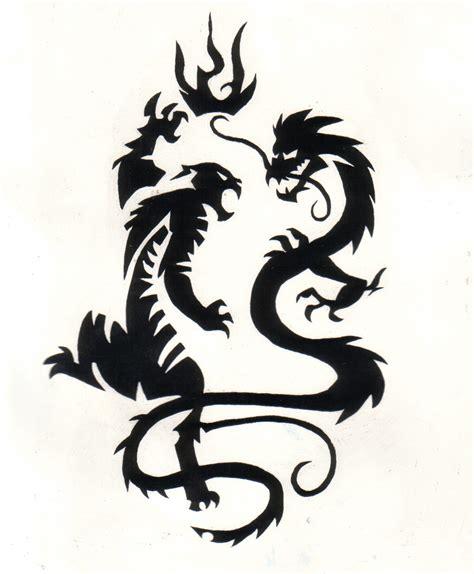 dragon tiger shaolin tattoo vs dragon tattoo tiger vs