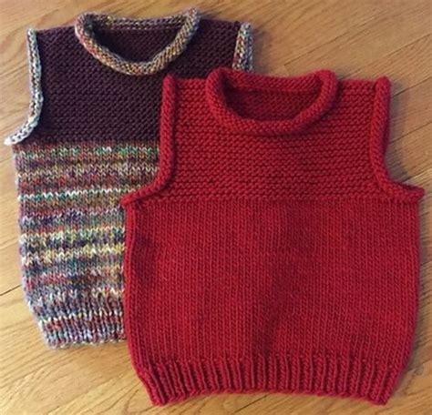 easy knit vest free patterns 25 best ideas about knit vest pattern on knit