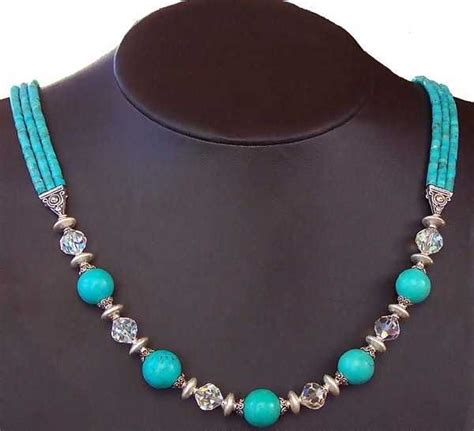 beaded necklaces ideas beaded necklace designs with a focal bead gallery of our