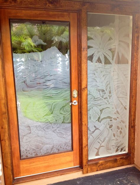 wooden doors with glass panels oak wooden frame single front doors with fiberglass panels