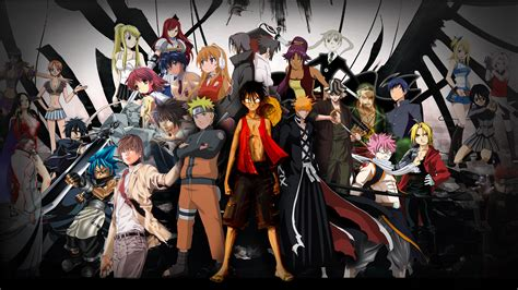 anime heroes anime universe images anime characters hd wallpaper and