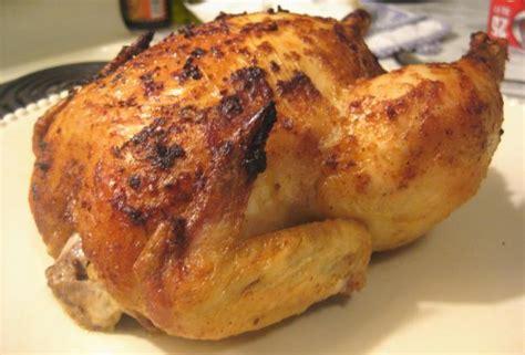roast whole chicken basic whole roasted chicken recipe dishmaps
