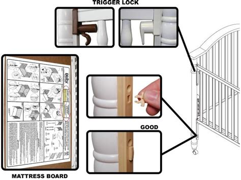 simmons baby crib parts delta crib hardware kit search engine at search
