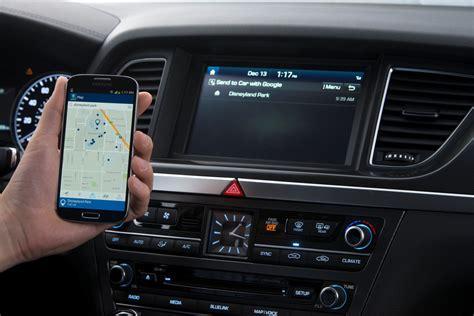 Bluelink Hyundai by 2015 Hyundai Genesis Blue Link Glass Compatible 35