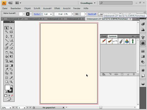 illustrator rubber st tutorial adobe illustrator grundlagen neues dokument erstellen