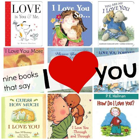books for toddlers 9 books that say quot i you quot i can teach my child