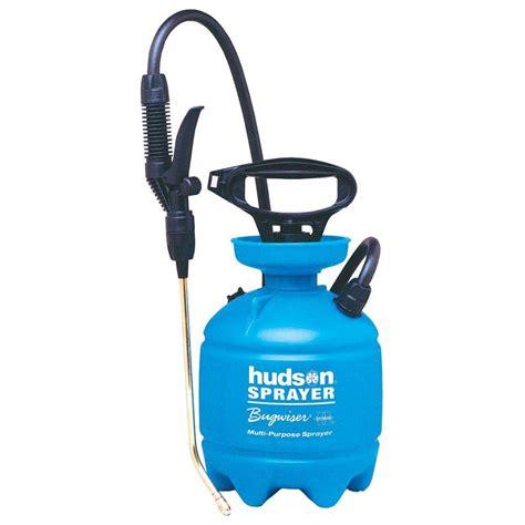 home depot paint sprayer wand hudson 1 gal deluxe bugwiser multi purpose sprayer