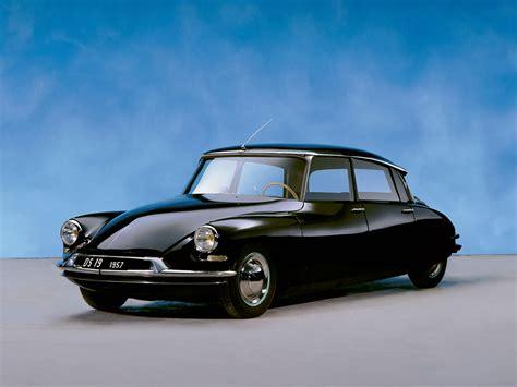 Ds Citroen by 1955 Citroen Ds Milestones